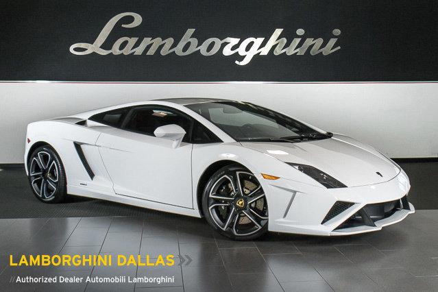 Pre Owned 2014 Lamborghini Gallardo LP 560 4 Coupe Dallas TX