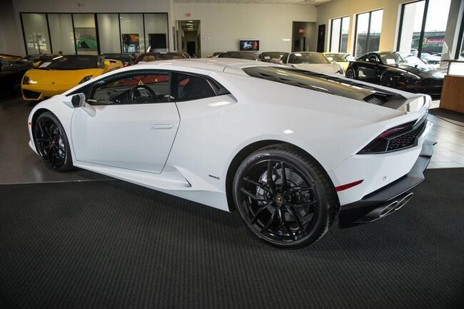 Used 2016 Lamborghini Huracan Lp610 4 For Sale Richardson Tx Stock