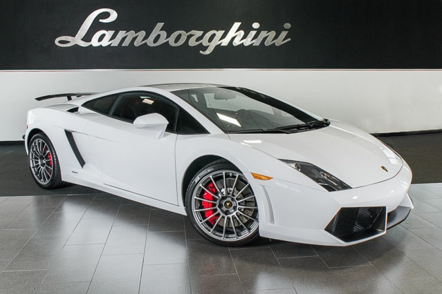 Attirant Pre Owned 2014 Lamborghini Gallardo LP560 2 Anniversary Coupe Dallas TX