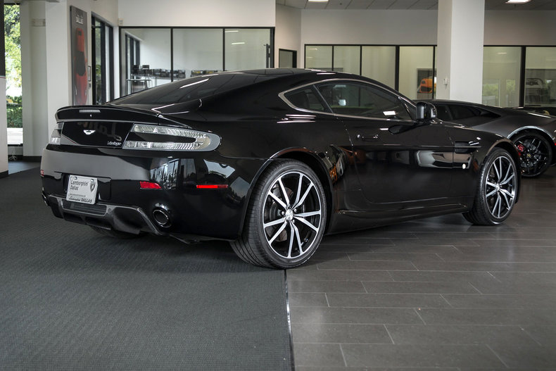 Facebook Cars For Sale Dallas Tx: Used 2011 Aston Martin Vantage N420 For Sale Richardson,TX