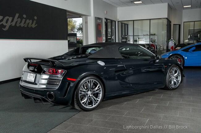 Used 2012 Audi R8 GT For Sale Richardson,TX | Stock# L1068 VIN ...
