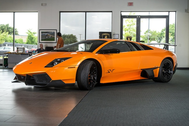 used 2010 lamborghini murcielago for sale richardson,tx | stock