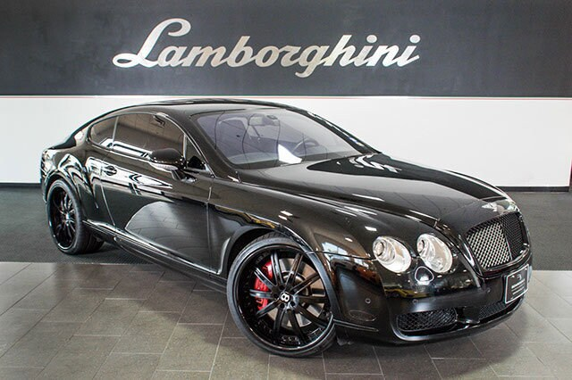 05 bentley gt coupe