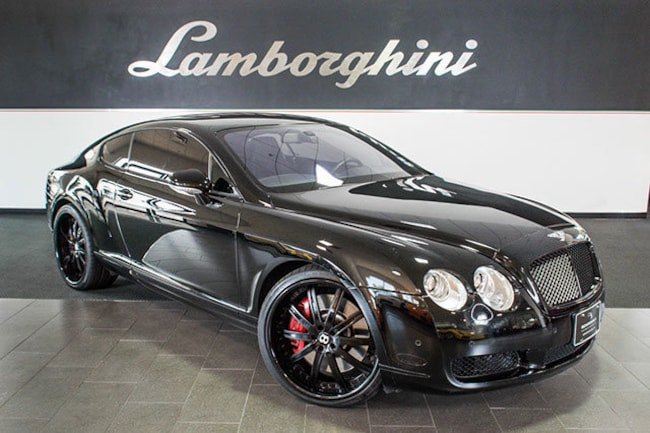 used 2005 bentley continental for sale richardson,tx | stock# lt0548