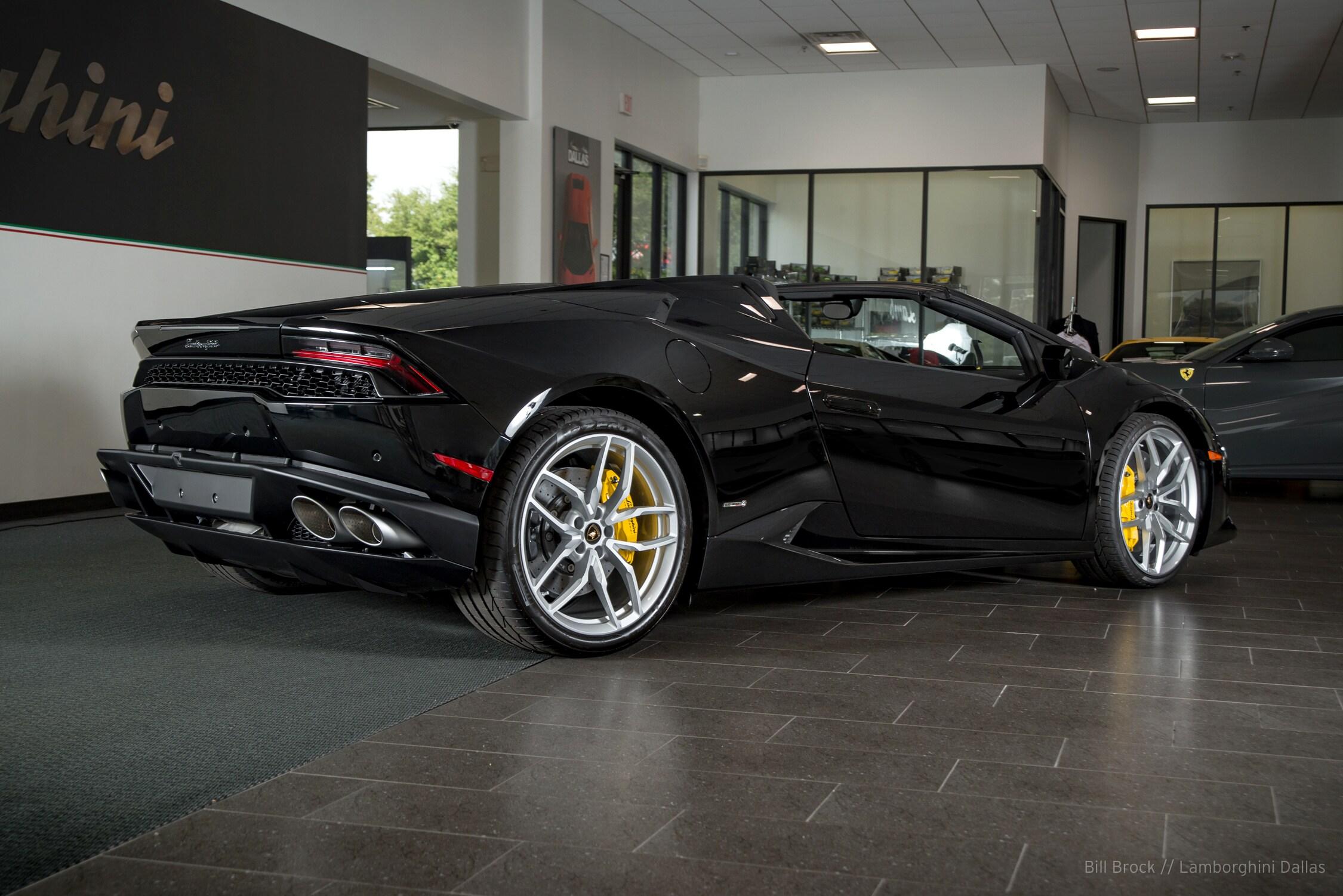 New 2017 Lamborghini Huracan For Sale Richardson, TX ...