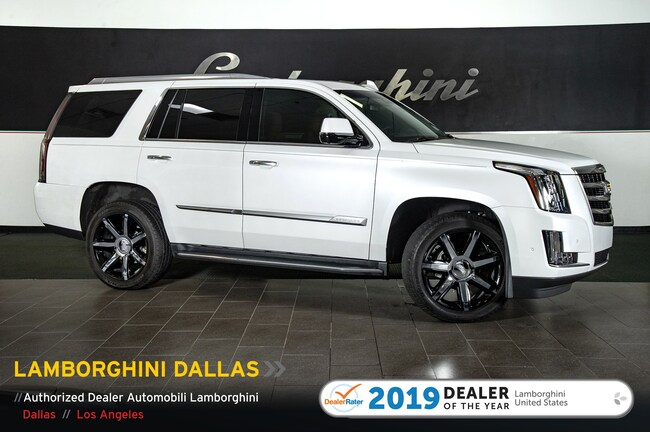 Pre-Owned 2019 Cadillac Escalade 2WD Luxury SUV Dallas TX