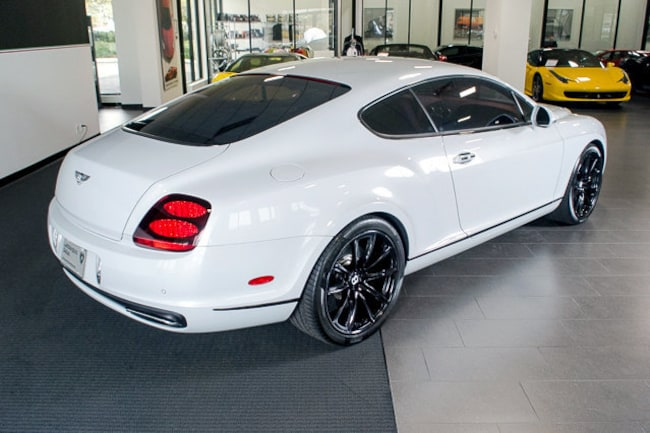 Used Cars For Sale In Dallas Tx >> Used 2010 Bentley Continental GT Super Sports For Sale Richardson,TX | Stock# LC287 VIN ...