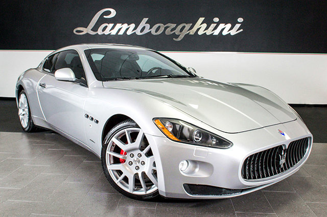 used 2008 maserati gran turismo for sale richardson tx stock lt0570. Black Bedroom Furniture Sets. Home Design Ideas