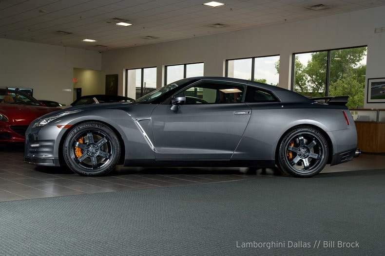 Superior ... Pre Owned 2015 Nissan GT R Black Edition Coupe Dallas TX ...