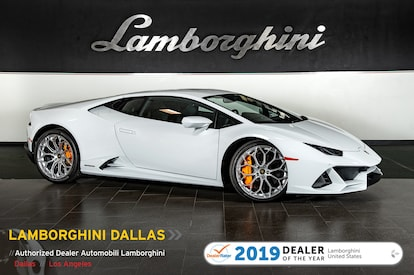 New 2020 Lamborghini Huracan Evo For Sale Richardson