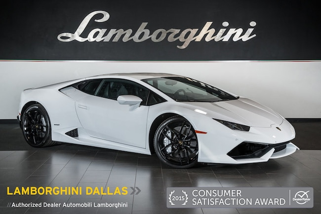 used 2016 lamborghini huracan lp610-4 for sale richardson,tx | stock