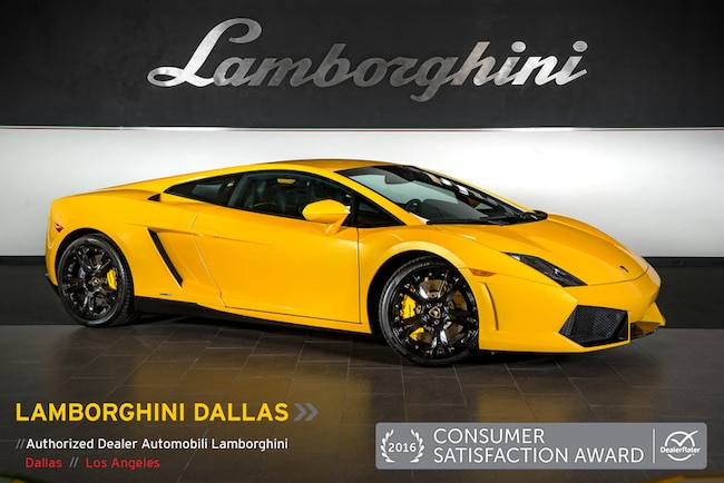 2013 Lamborghini Gallardo LP550-2 Coupe