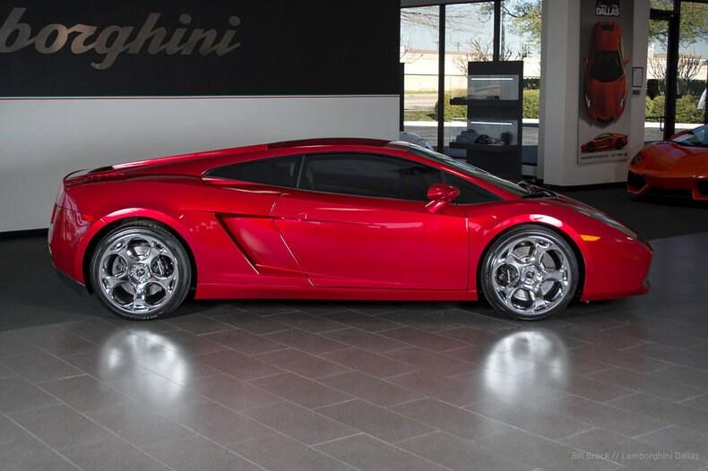 ... Pre Owned 2005 Lamborghini Gallardo Coupe Dallas TX ...
