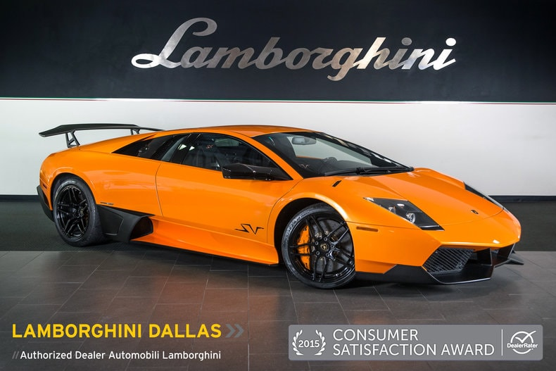 Used 2010 Lamborghini Murcielago For Sale Richardson Tx Stock