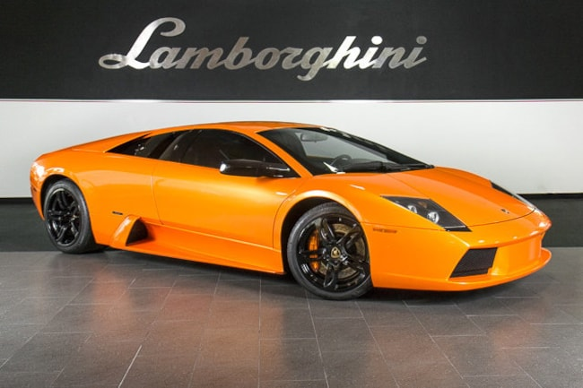 Pre-Owned 2004 Lamborghini Murcielago Coupe Dallas TX