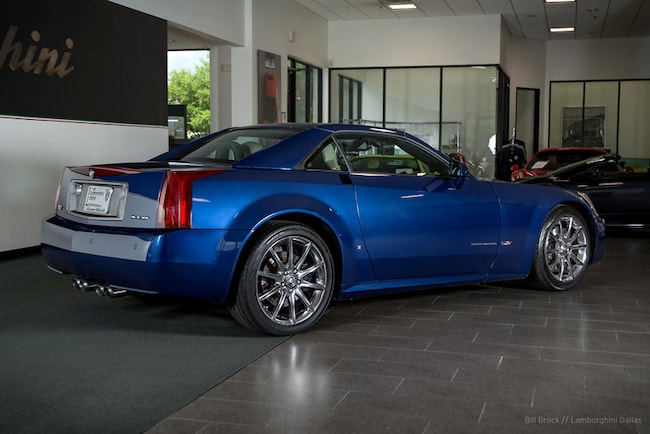 Used 2007 Cadillac Xlr V For Sale Richardson Tx Stock Lt0929 Vin