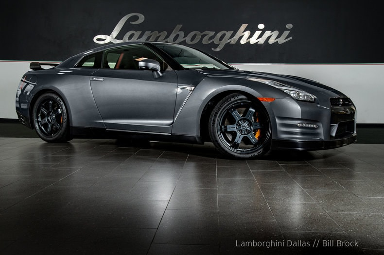 High Quality ... Pre Owned 2015 Nissan GT R Black Edition Coupe Dallas TX ...