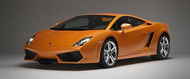 Lovely Lamborghini Gallardo LP 550 2