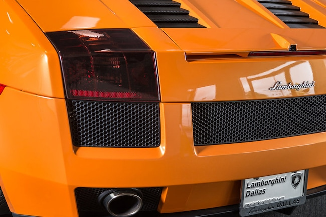 Used 2007 Lamborghini Gallardo For Sale Richardson Tx Stock Lc345