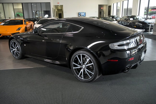 Used 2011 Aston Martin Vantage N420 For Sale Richardsontx Stock