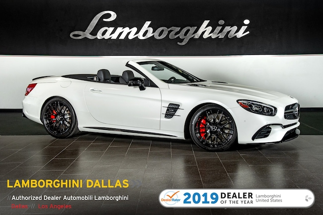 Pre-Owned 2019 Mercedes-Benz SL63 AMG Roadster Dallas TX