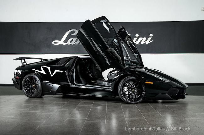 Used 2010 Lamborghini Murcielago Sv For Sale Richardson Tx Stock
