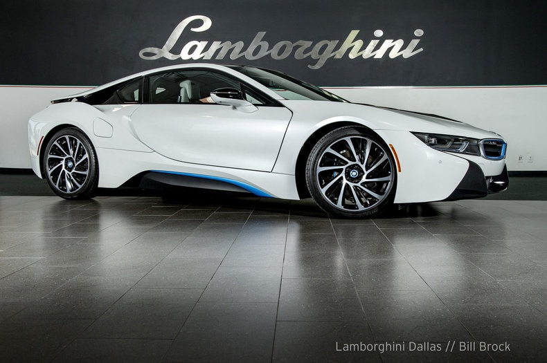 ... Pre Owned 2015 BMW I8 Coupe Dallas TX ...