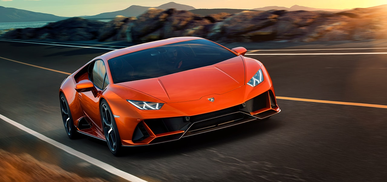 Lamborghini Huracan Evo Lamborghini Dallas