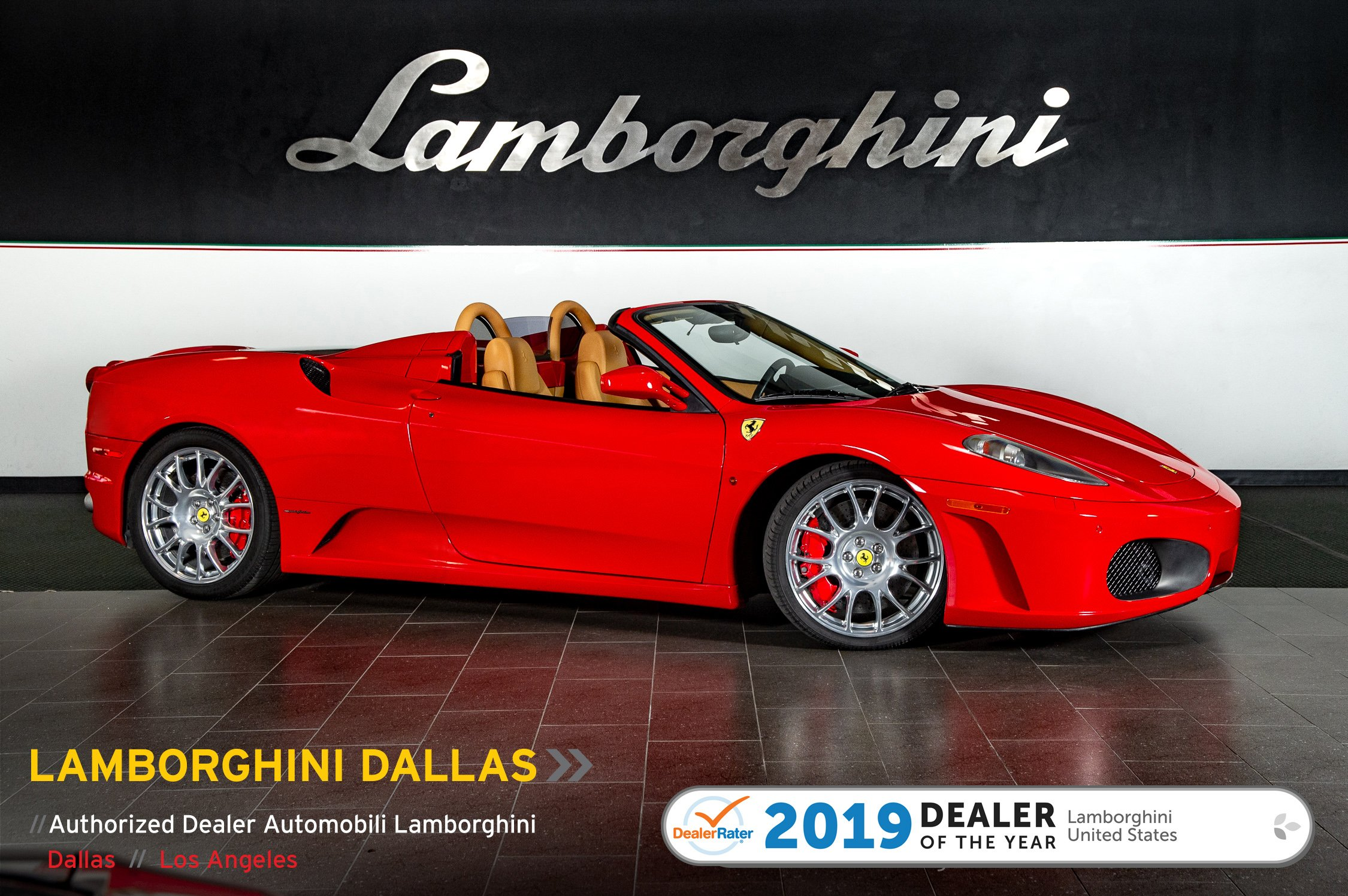 Used 2007 Ferrari F430 Spider For Sale Richardson Tx Stock Lc592 Vin Zffew59a270152015