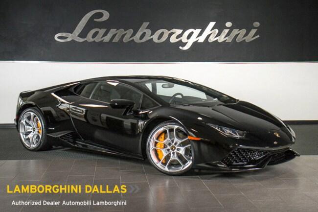Pre-Owned 2015 Lamborghini Huracan LP610-4 Coupe Dallas TX