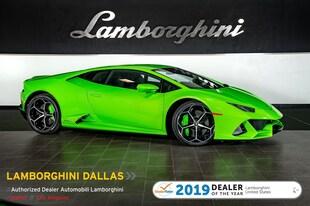 2020 Lamborghini Huracan EVO Coupe