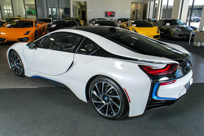 used 2014 bmw i8 for sale richardson tx stock lc336 vin wby2z2c54evx64346. Black Bedroom Furniture Sets. Home Design Ideas