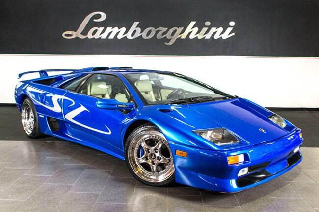 Used 1999 Lamborghini Diablo Sv For Sale Richardson Tx Stock