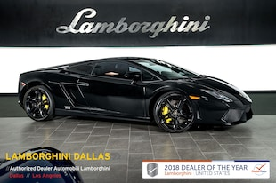 2012 Lamborghini Gallardo LP550-2 Coupe