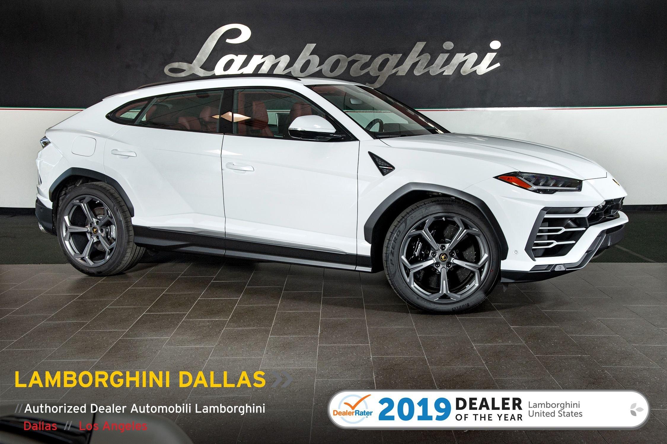 New 2020 Lamborghini Urus For Sale Richardson, TX