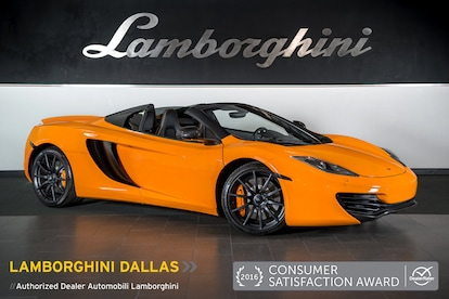 Mclaren For Sale >> Used 2013 Mclaren Mp4 12c For Sale Richardson Tx Stock L0854 Vin Sbm11baa1dw002015