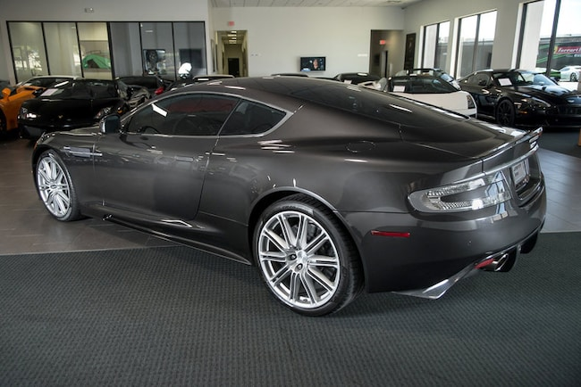 Used 2010 Aston Martin DBS For Sale Richardson,TX | Stock# LC381 VIN ...