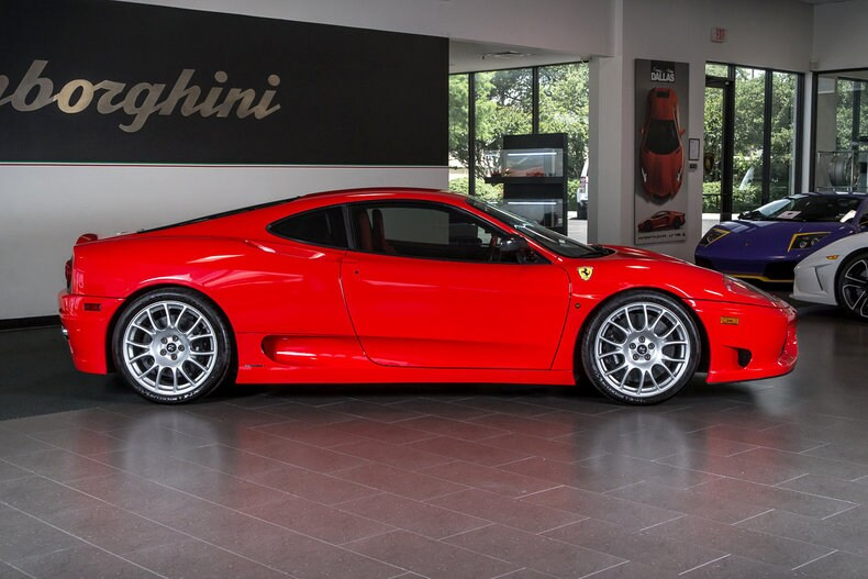 Facebook Cars For Sale Dallas Tx: Used 2004 Ferrari 360 Challenge Stradale For Sale