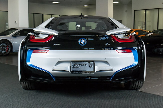 Used 2014 Bmw I8 For Sale Richardson Tx Stock Lc336 Vin