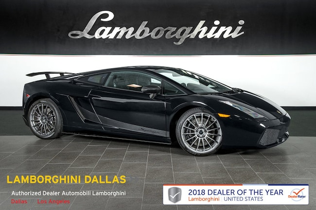 2008 Lamborghini Gallardo Superleggera Coupe