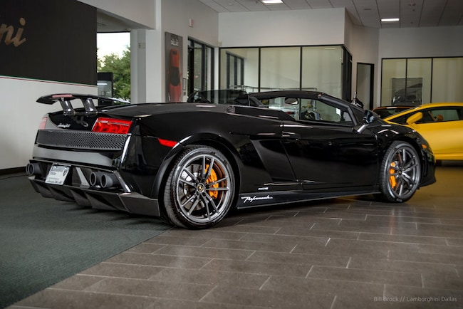 Used 2012 Lamborghini Gallardo Lp570 4 Performante For Sale