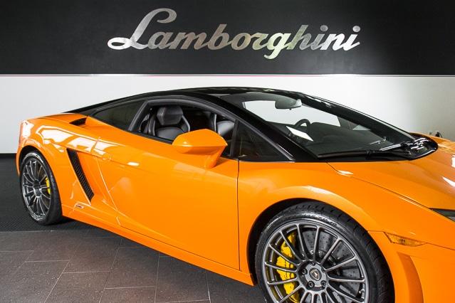 ... Pre Owned 2012 Lamborghini Gallardo LP550 2 Bicolore Coupe Dallas TX ...
