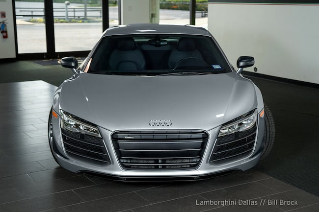 used 2015 audi r8 for sale richardson tx stock l0977. Black Bedroom Furniture Sets. Home Design Ideas
