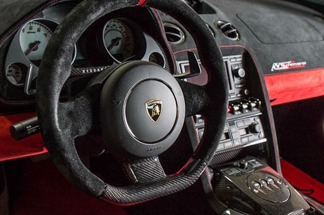 Used 2013 Lamborghini Gallardo For Sale Richardson Tx Stock Lc250