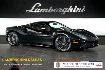 Used 2016 Ferrari 488 Gtb For Sale Richardson Tx Stock Lc451 Vin Zff79alag00216834