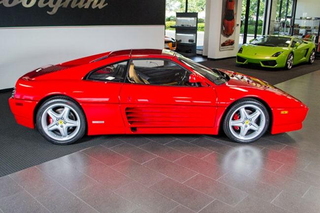 Used 1989 Ferrari 348 For Sale Richardsontx Stock Lt0485 Vin