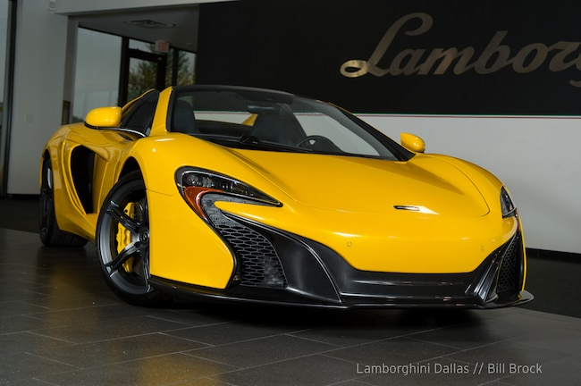Used 2015 McLaren 650s For Sale Richardson,TX | Stock# L0960 VIN ...