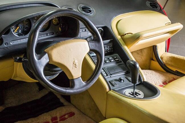 Used 1994 Lamborghini Diablo For Sale Richardson Tx Stock Lt0516