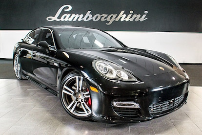 Used 2010 Porsche Panamera Turbo For Sale Richardson Tx Stock Lt0602 Vin Wp0ac2a74al091616