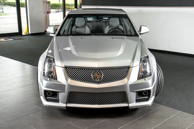 Cadillac Cts-V Wagon For Sale >> Used 2011 Cadillac CTS-V Sport Wagon For Sale Richardson,TX | Stock# LT0675 VIN: 1G6DV8EP9B0132381